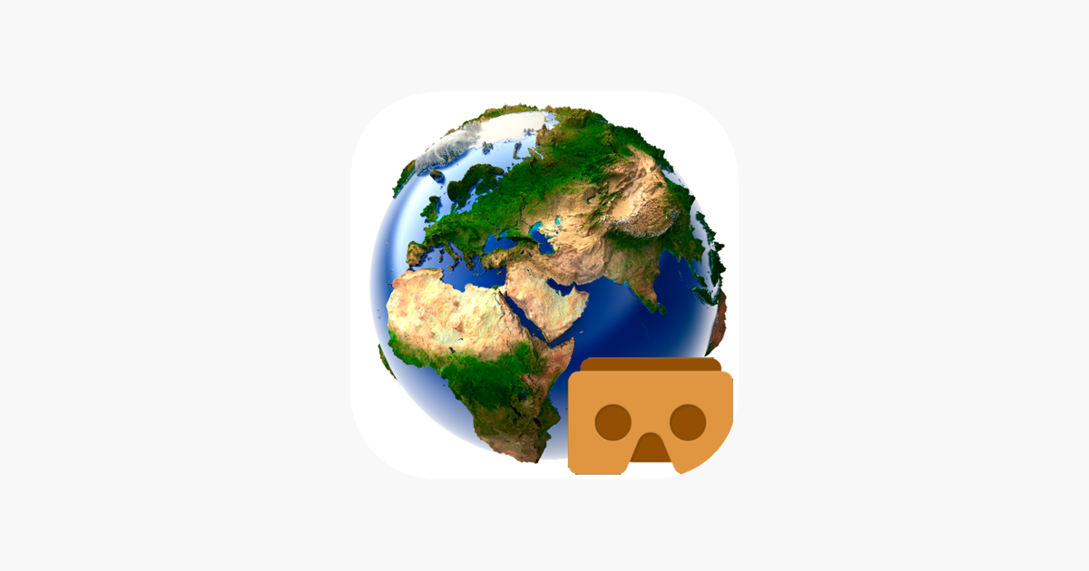 EarthView3D VR on the App Store