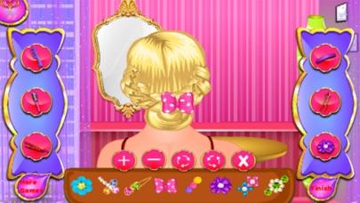 免费单机小游戏—靓丽的美发 screenshot three