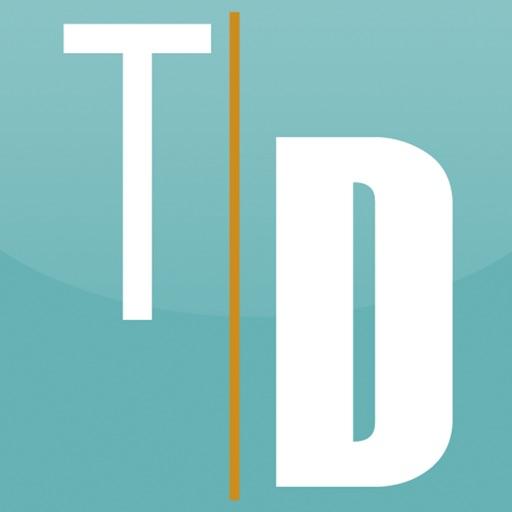 Teaching Drama Magazine - your spotlight on drama education icon
