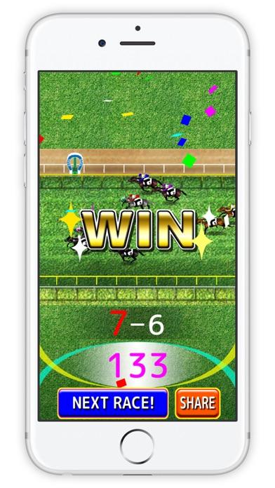 シンプル競馬ゲームのスクリーンショット4