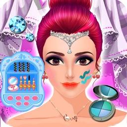 Makeup Girls - Wedding Dress Up & Make Up Games