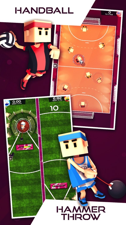 Flick Champions Summer Sports screenshot-2