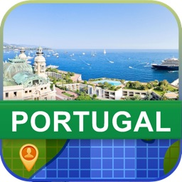 Offline Portugal Map - World Offline Maps
