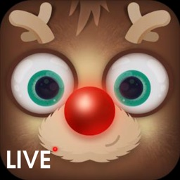 Reindeer Live - Watch Santa's Reindeer Live