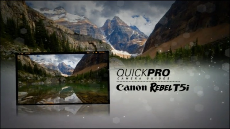 QuickPro for Canon T5i