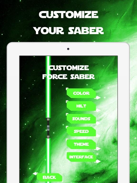 Force Saber of Light-ipad-2