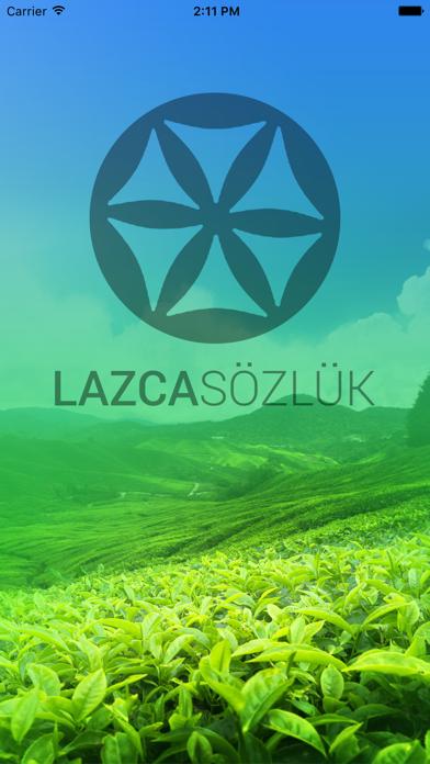 Lazca Sözlük screenshot one