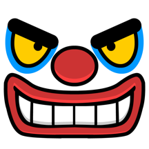 Tap Tap Clowns - Beat The Evil Clowns!