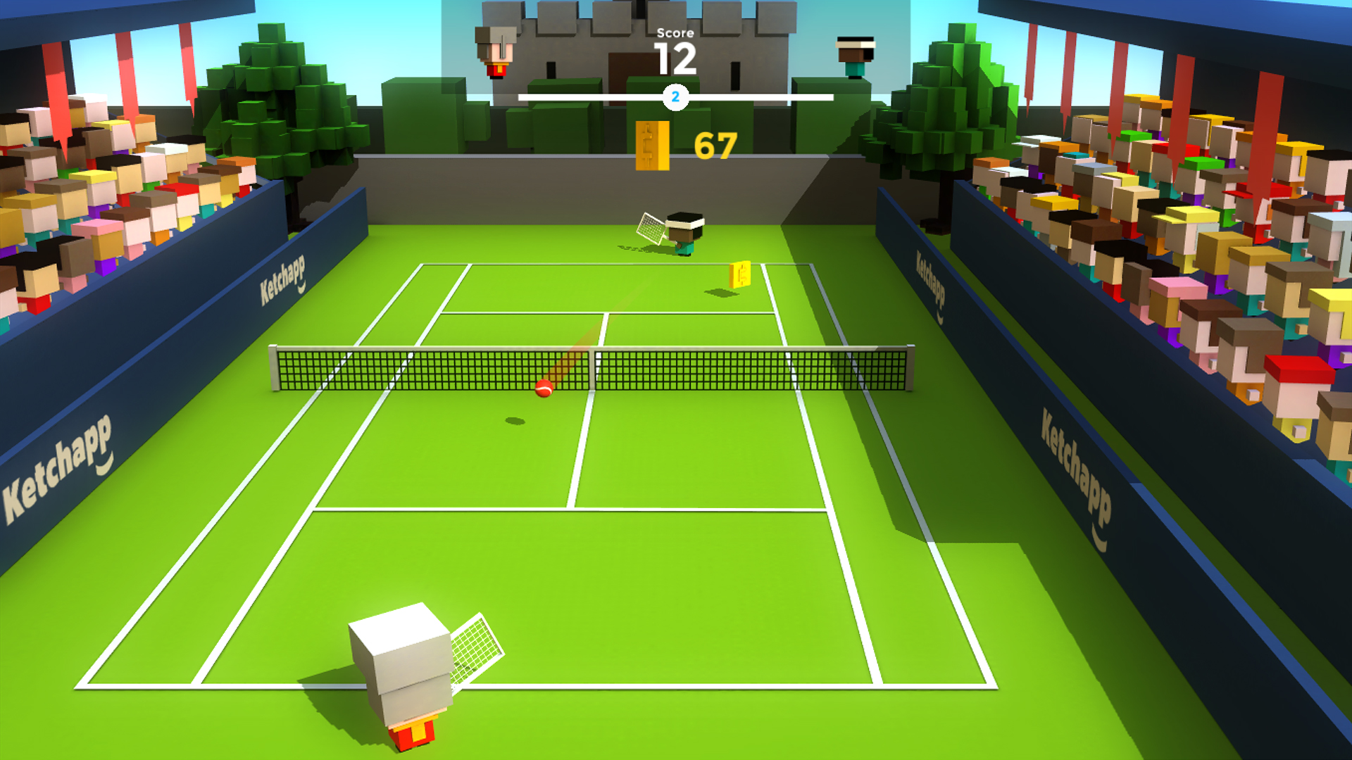 Ketchapp Tennis screenshot 13