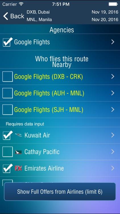 Manila Airport Pro (MNL) + Flight Tracker screenshot-3