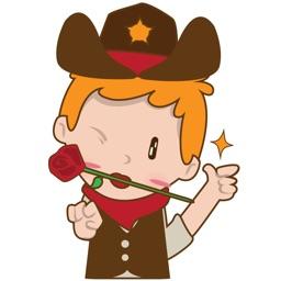 Fun and Charming Cowboy