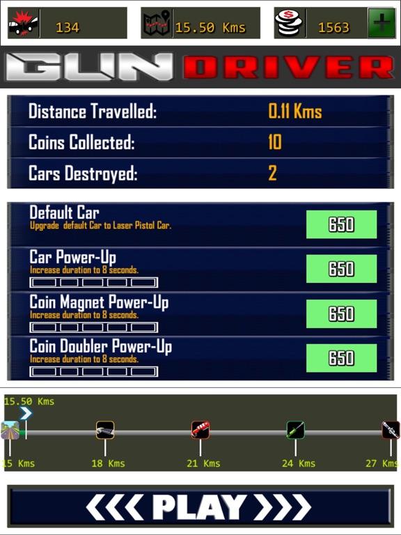 Gun Driver - Free 3D Street Sniper Shooting Games | App