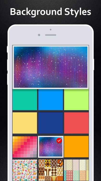 Instant Collage - free photo and pic collage maker screenshot-4