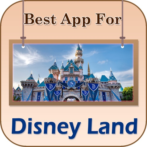 Best App For Disney Land Offline Guide
