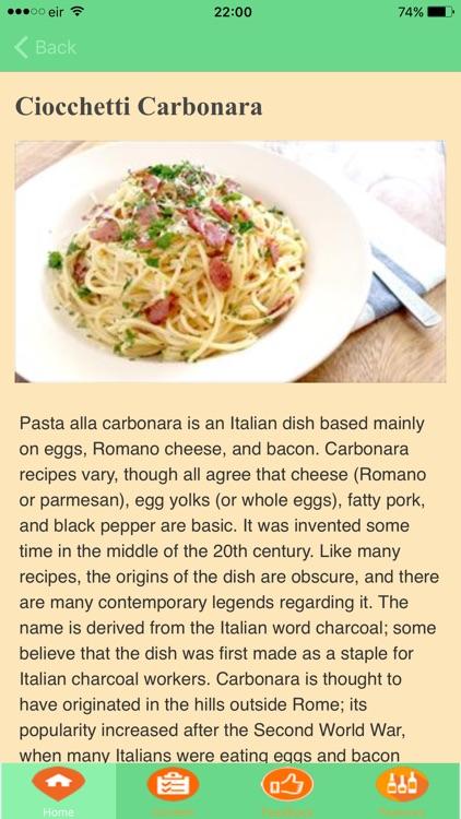 How To Make Carbonara Sauce screenshot-4