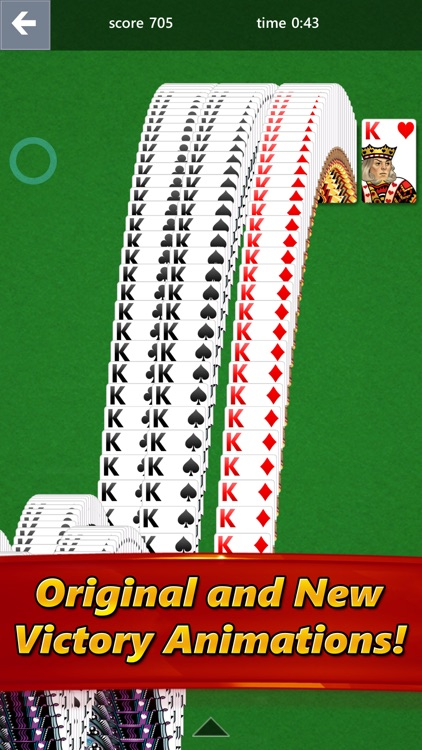 Microsoft Solitaire Collection screenshot-4