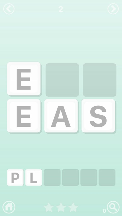 Word games puzzles - Put the letters in order to form the correct word screenshot-3