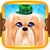 宠物狗的美容护理:小宠物饲养游戏