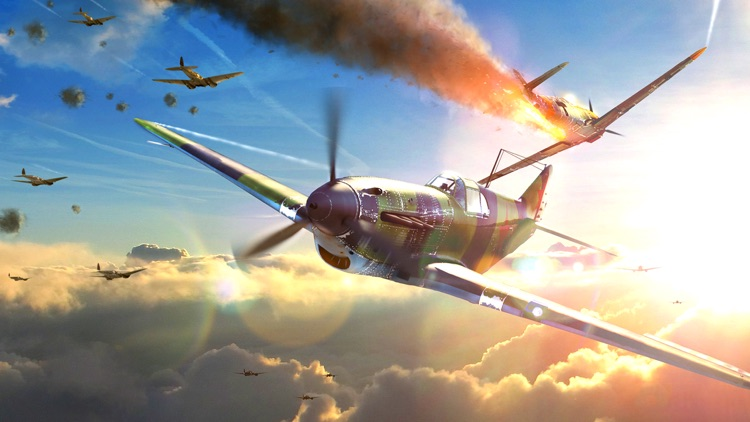XP-50 Birds: Revenge of Battle screenshot-4
