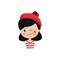 Girlmoji: Gril Emoji Stickers