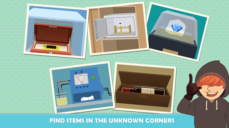 Can You Steal It: Secret Thief screenshot-3