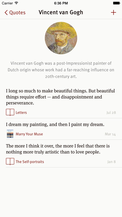 Quotebook — Notebook for Quotes