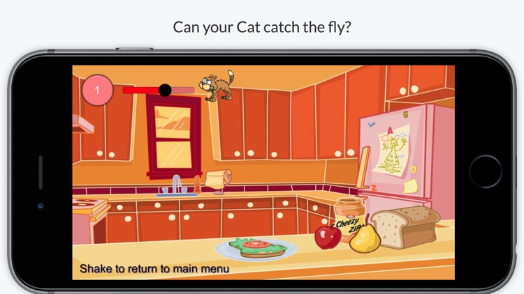 A Game For Cats