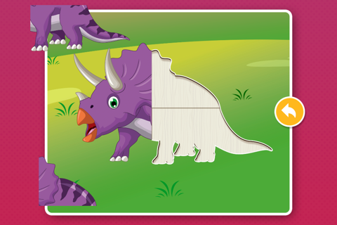 Dinosaur Games: Puzzle for Kids & Toddlers screenshot 3