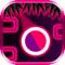App Icon for Pink Glow Fall Down Free App in Venezuela IOS App Store
