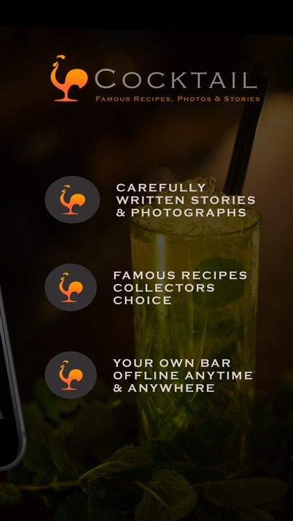 Cocktail - Famous Recipes, Photos & Stories