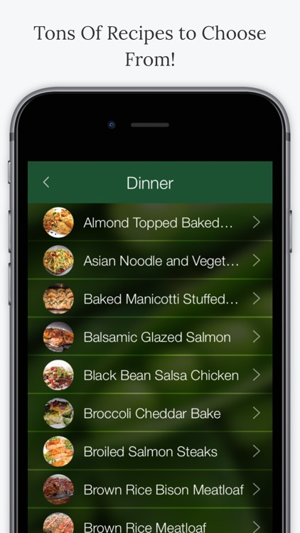Gout Diet screenshot-3