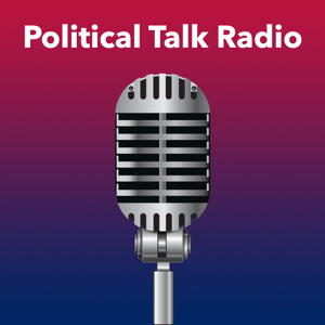 Political Talk Radio+ Conservative and Progressive app