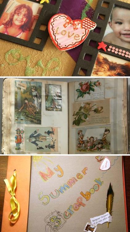 Scrapbook Design Ideas - Photo Frame Art Gallery screenshot-3