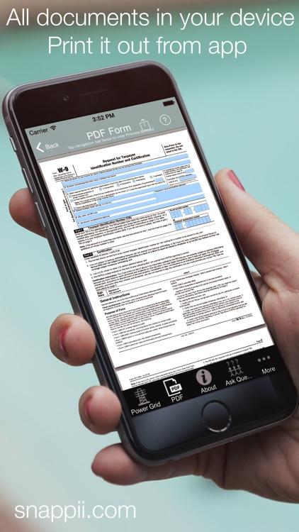 Power Grid Inspection App screenshot-4