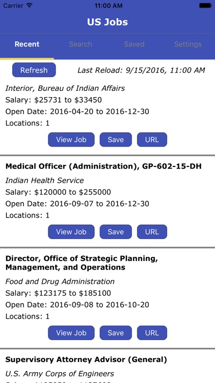 USGovJobs screenshot-3