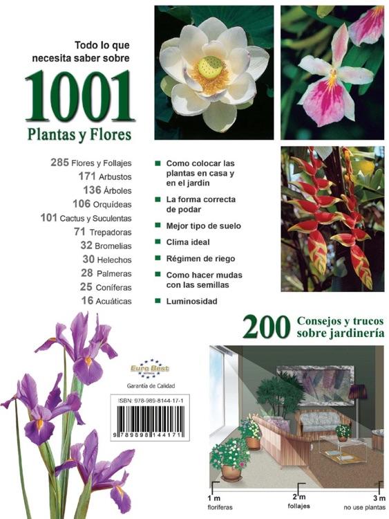 1001 Plantas y Flores screenshot-4