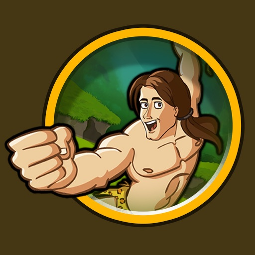 Tarzan Rescue Run icon