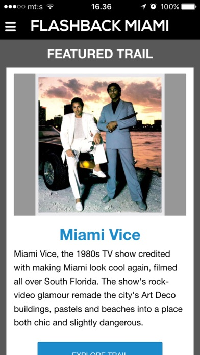 Flashback Miami Screenshot