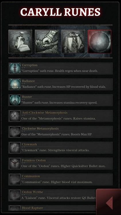 Game Guide for Bloodborne screenshot-4