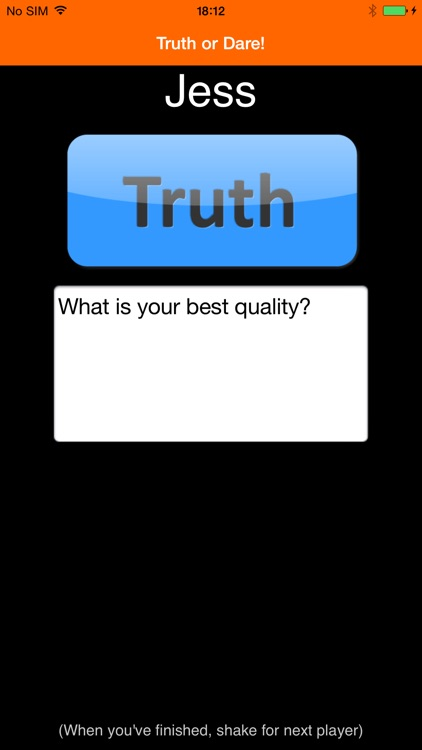 TRUTH or DARE!!! - FREE screenshot-2