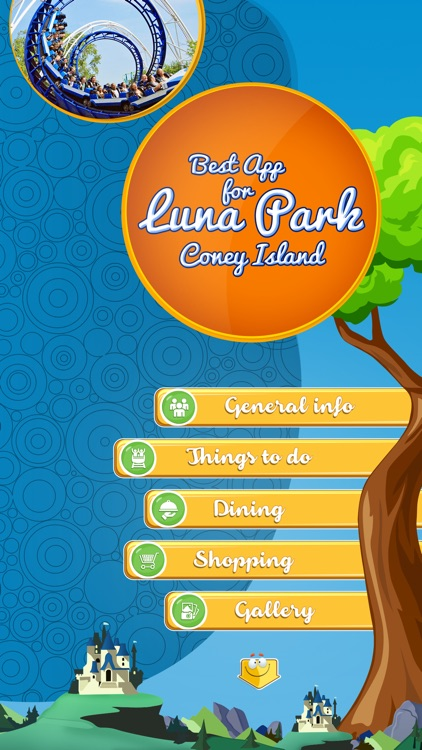 Best App for Luna Park Coney Island screenshot-1