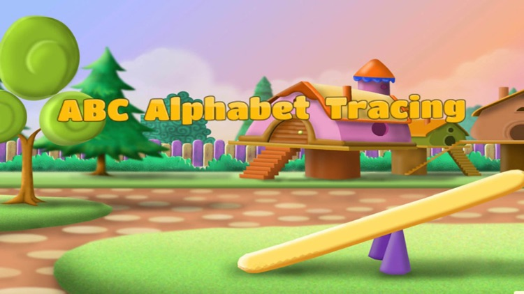 ABC English Alphabet drawing Tracing for kid