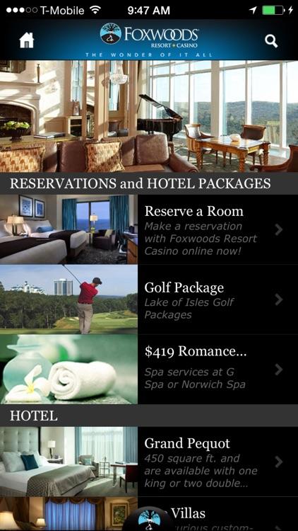 Foxwoods Resort Casino screenshot-3