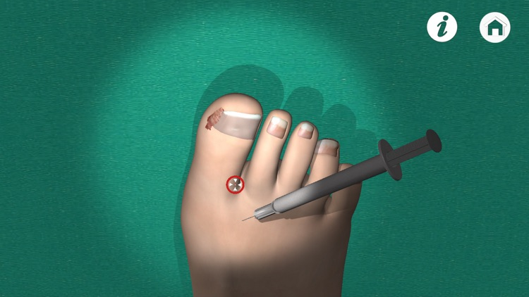 Podiatry 3D screenshot-2