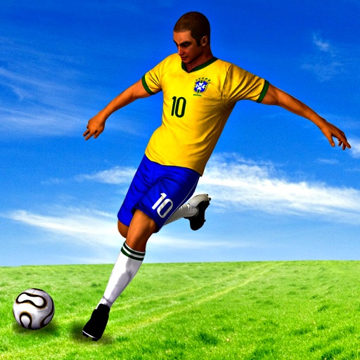 World Soccer Football Run 2014 : Free Infinite Runner - Win the Cup!