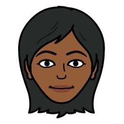 Black Girl Emojis