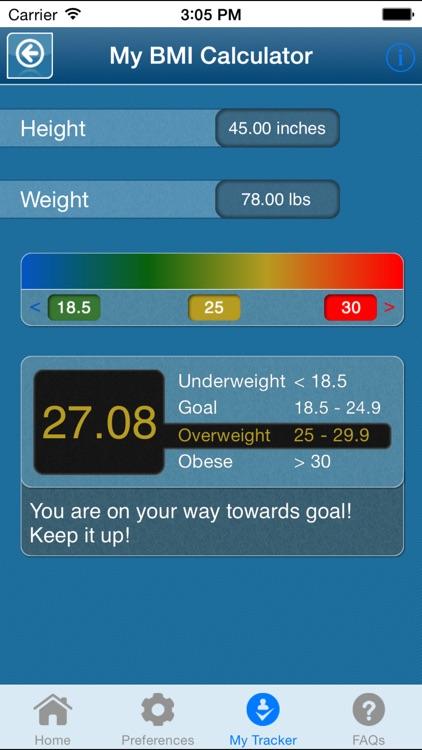 hCG Diet Tracker+ screenshot-4