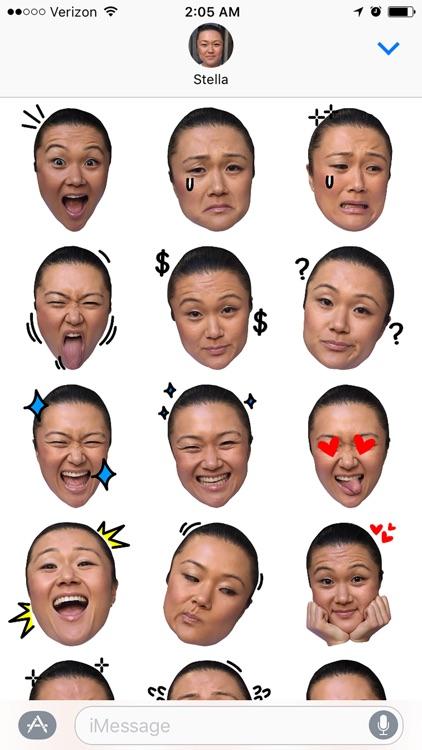 Crazy Girlfriend Sticker Pack screenshot-3