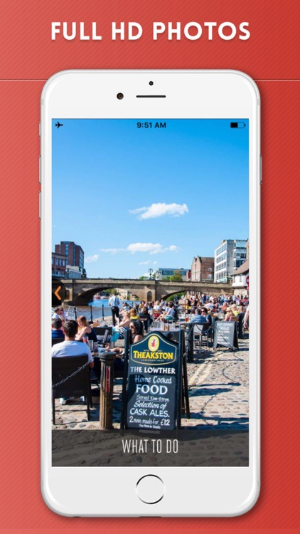 York Travel Guide with Offline City Street Map