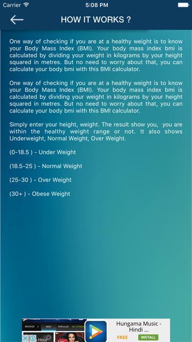 点击获取Mobile BMI Calculator